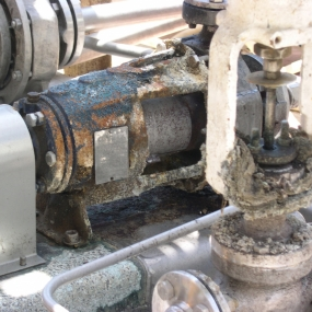 Contamination-at-pump-that-maintenance-crews-must-work-with